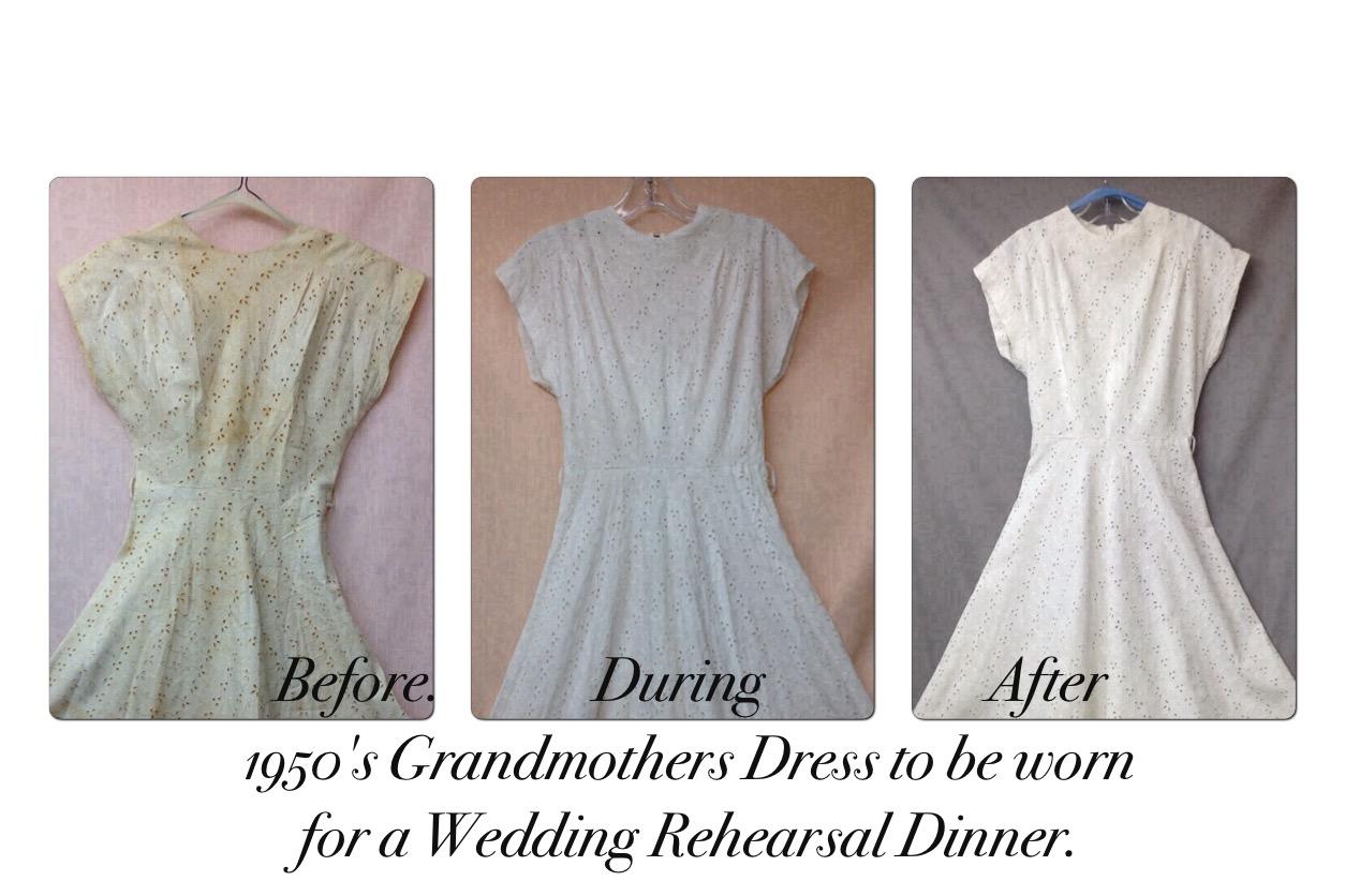 1950s dress for wedding
